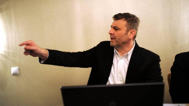 Ο Α. Γκλέτσος γρονθοκόπησε τον αντιπεριφερειάρχη της Στερεάς Ελλάδας