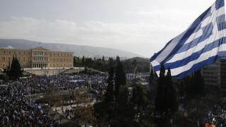 Συλλαλητήριο Αθήνα - Ο Φράγκος Φραγκούλης στο CNN Greece: Ο λαός μίλησε και στην Αθήνα