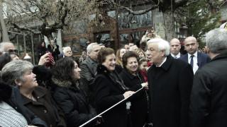 Παυλόπουλος: Το Ολοκαύτωμα σηματοδοτεί την απερίφραστη καταδίκη κάθε Γενοκτονίας, όπου Γης