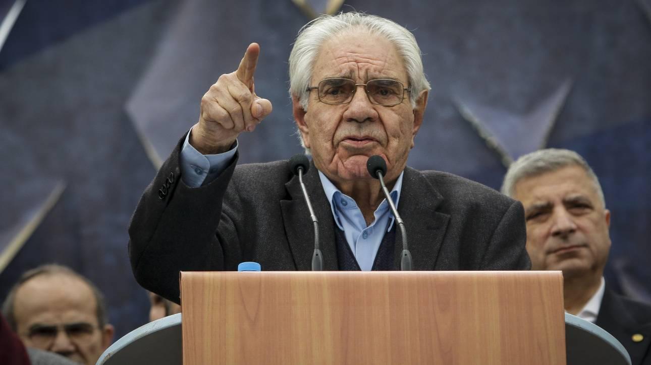 Κασιμάτης: «Σήμερα ο ελληνικός λαός παίρνει την κυριαρχία στα χέρια του»