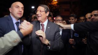 Κύπρος: Επανεκλογή του Νίκου Αναστασιάδη δείχνουν τα exit poll