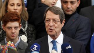 Κύπρος: Επανεξελέγη ο Νίκος Αναστασιάδης με 56%