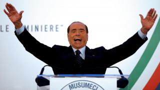 Μπερλουσκόνι: Yπάρχουν 600.000 μετανάστες στην Ιταλία που δεν έχουν δικαίωμα παραμονής