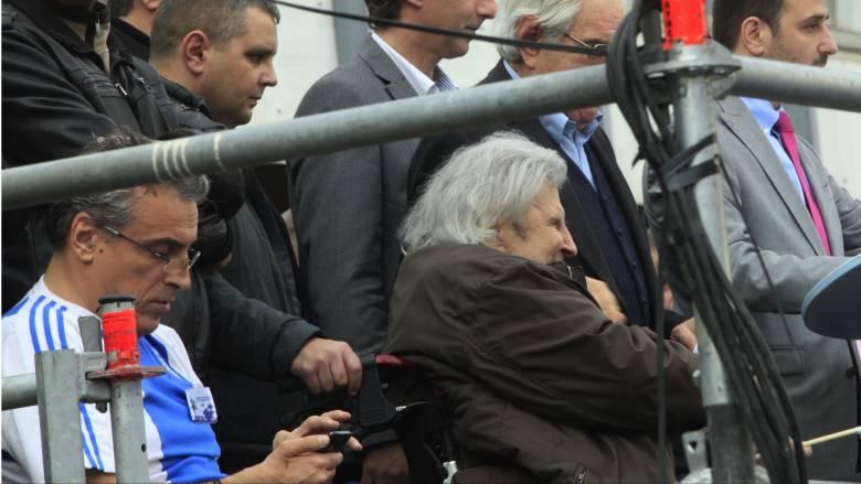 Συλλαλητήριο Αθήνα: Τι λέει ο πρώην πρόεδρος των Παραολυμπιονικών για τον ναζιστικό χαιρετισμό