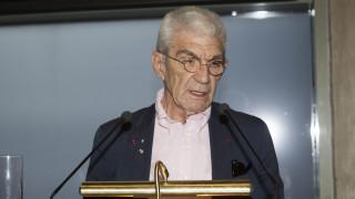 Συλλαλητήριο Αθήνα: Ο λόγος του Μ.Θεοδωράκη ήταν εμπρηστικός όπως του Φράγκου, λέει ο Μπουτάρης