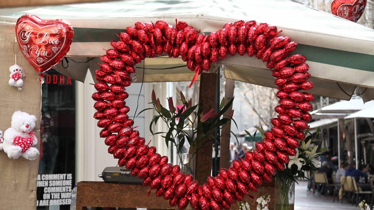 Άγιος Βαλεντίνος: Τα ξενοδοχεία της Θεσσαλονίκης έτοιμα για τη γιορτή των ερωτευμένων