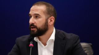 Τζανακόπουλος: Να πει τη θέση του για τη διαπραγμάτευση ο κ. Μητσοτάκης