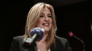 Γεννηματά: Οι προτάσεις Νίμιτς δεν μπορούν να αποτελέσουν βάση για συνολική λύση