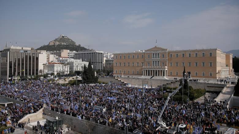 Οι πρώτες αντιδράσεις από την πΓΔΜ για το συλλαλητήριο