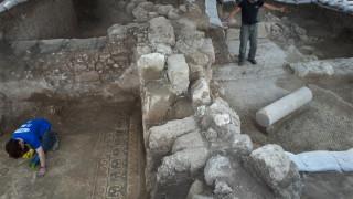 Τούρκοι αρχαιολόγοι ανακάλυψαν χριστιανική εκκλησία 1.500 ετών