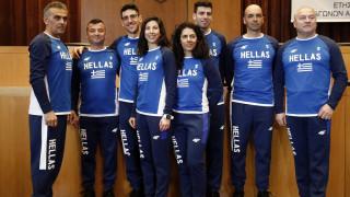 Χειμερινοί Ολυμπιακοί Αγώνες: Αναχώρησαν οι Έλληνες αθλητές (pics)