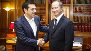 Κύπρος: Ο Αλέξης Τσίπρας συνεχάρη τον Σταύρο Μαλά για τον αγώνα του