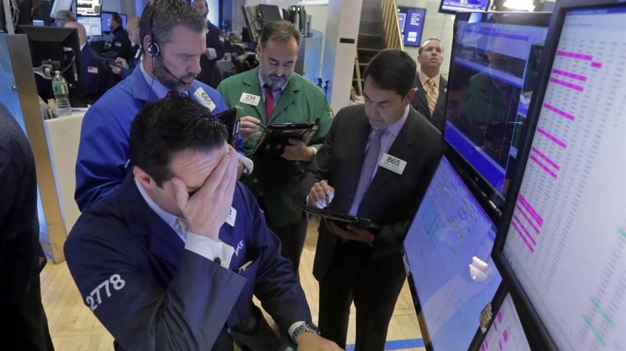 Αλλαγή σχεδίων για το επταετές ομόλογο λόγω του μίνι κραχ στη Wall Street