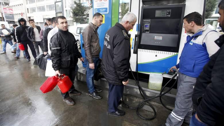 Βουτιά στην κατανάλωση ενέργειας στην Ελλάδα