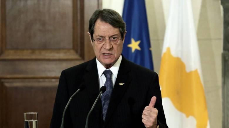 Αναστασιάδης: Να σταματήσουν οι φήμες για τη σύνθεση του νέου Υπουργικού Συμβουλίου