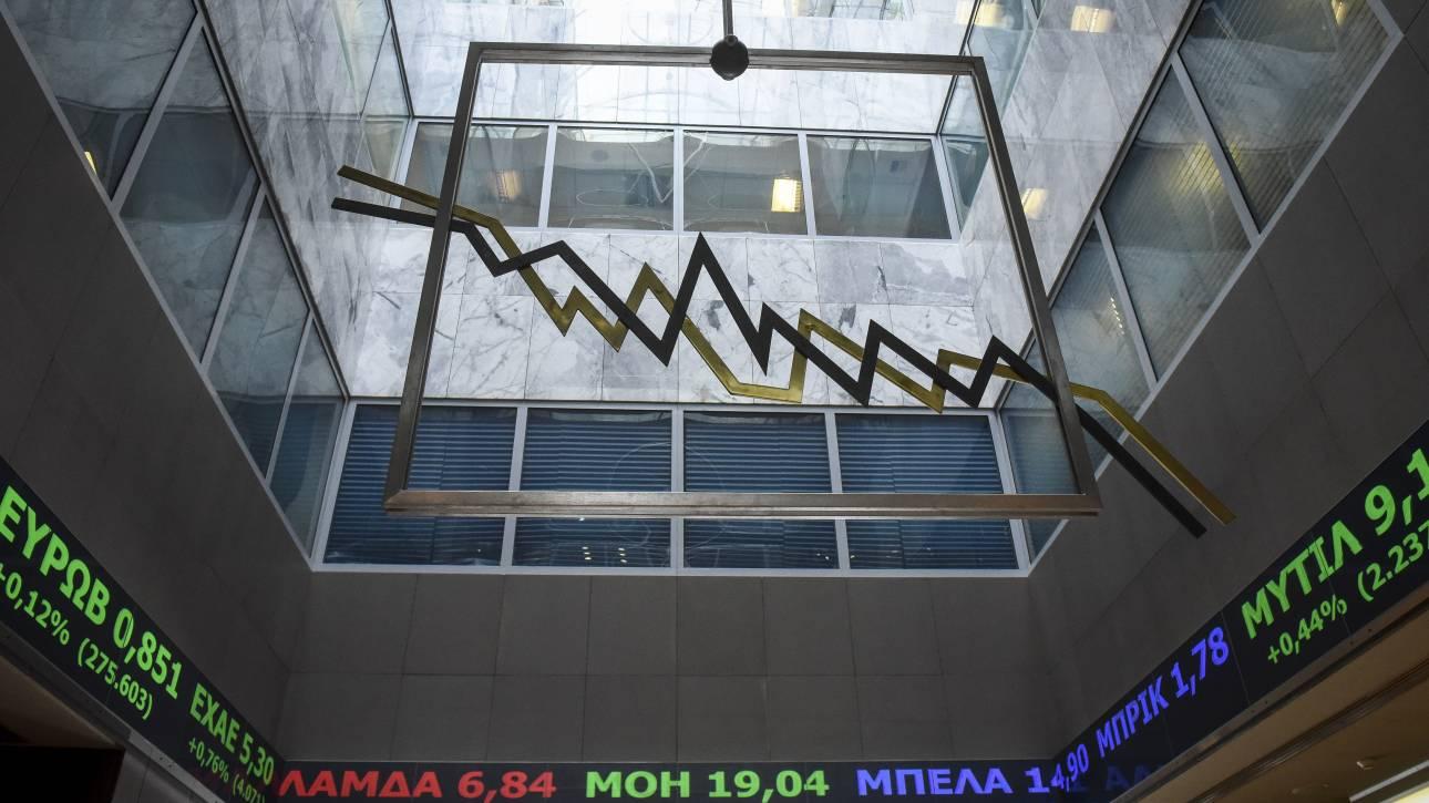 Ρευστοποιήσεις στο Χρηματιστήριο Αθηνών