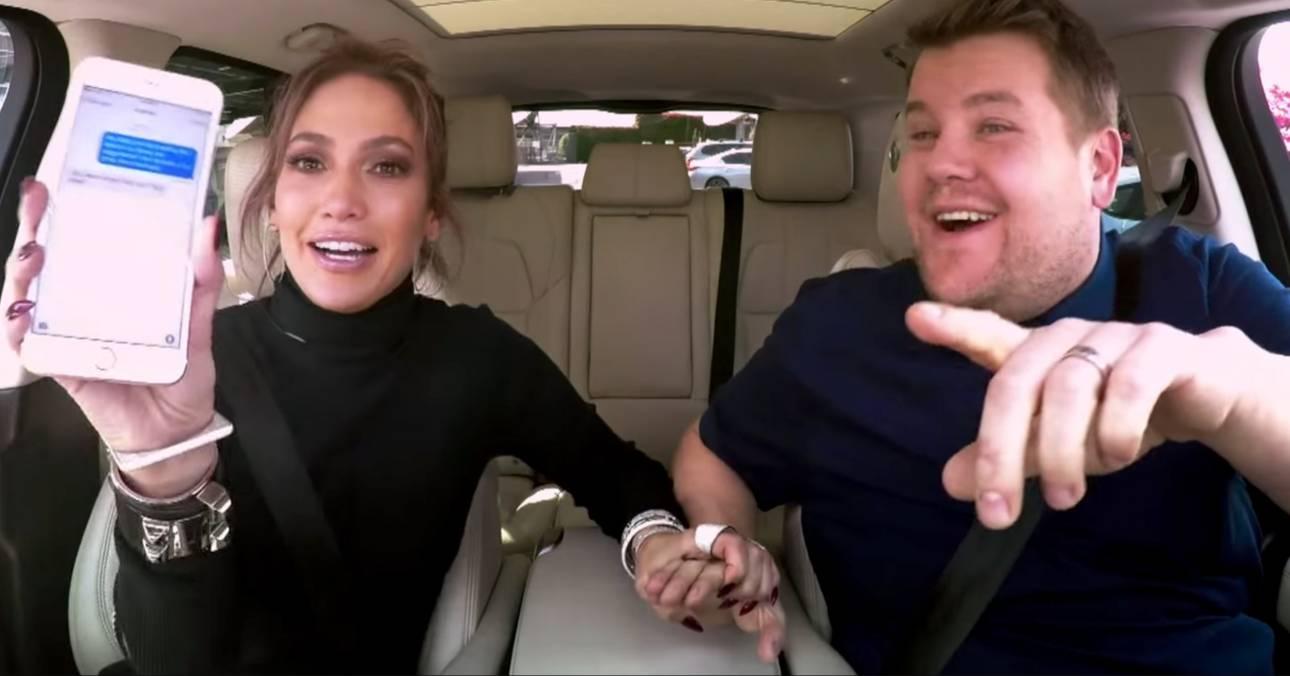 Tζέιμς Κόρντεν: τραβάει φρένο στο Carpool Karaoke γιατί νοσταλγεί τη Βρετανία