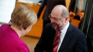 Γερμανία: Σήμερα «κληρώνει» για τον Μεγάλο Συνασπισμό