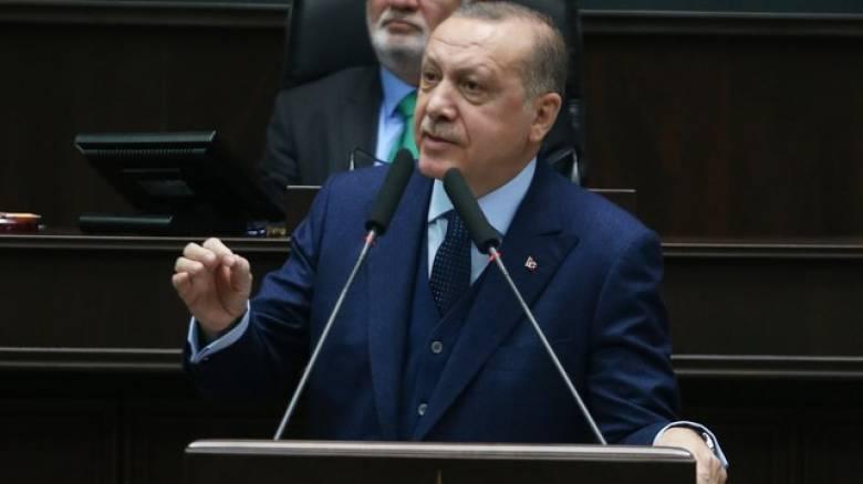 Τουρκία, Ρωσία και Ιράν οι «στόχοι» των ΗΠΑ στη Συρία, λέει ο Ερντογάν