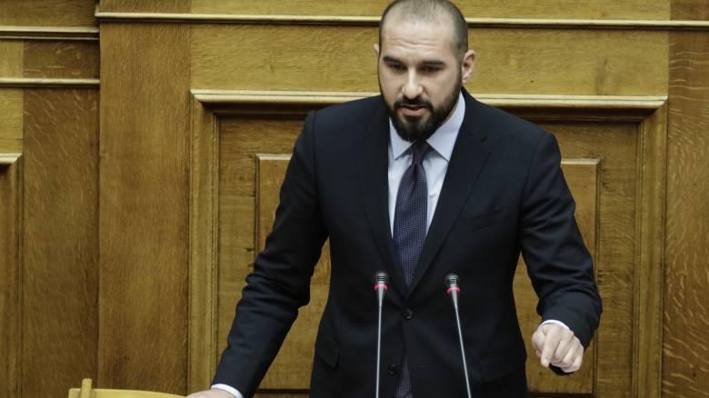 Τζανακόπουλος: Θα διαχειριστούμε με τη δέουσα σοβαρότητα το σκάνδαλο Novartis
