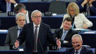 Γιούνκερ: Οι μεθοριακές διενέξεις στα δυτικά Βαλκάνια πρέπει να διευθετηθούν πριν την ένταξη στην ΕΕ