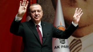 Κατάργηση της λέξης «Τουρκία» από τον τίτλο ενώσεων που τον επικρίνουν ζητά ο Ερντογάν