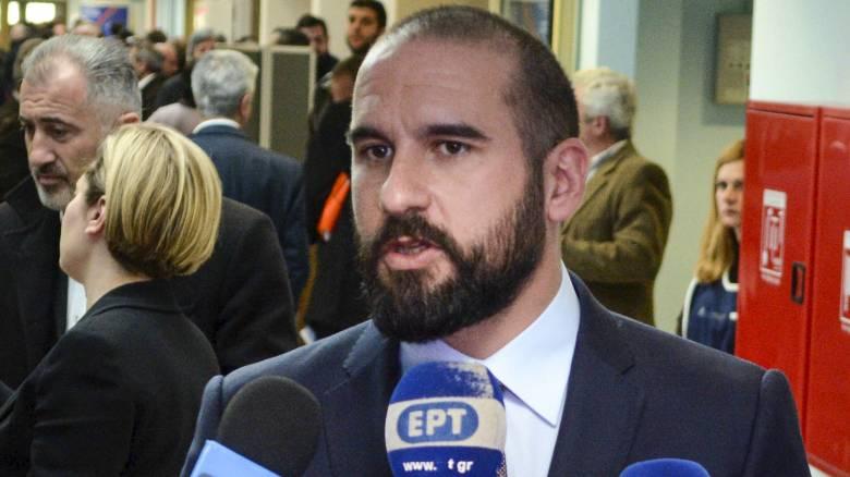 Τζανακόπουλος για Novartis: Η κυβέρνηση θα πράξει τα δέοντα