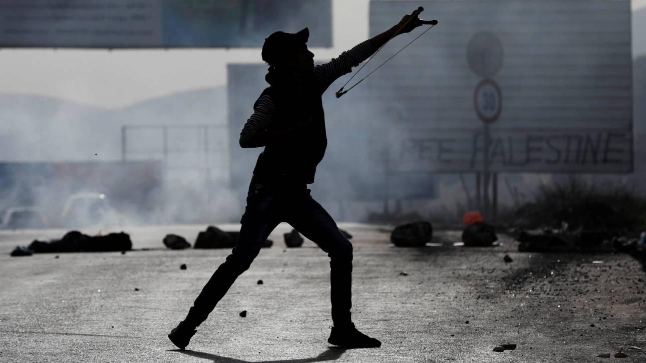 Ισραήλ: Ένας Παλαιστίνιος νεκρός και δεκάδες τραυματίες σε συγκρούσεις στη Νάμπλους