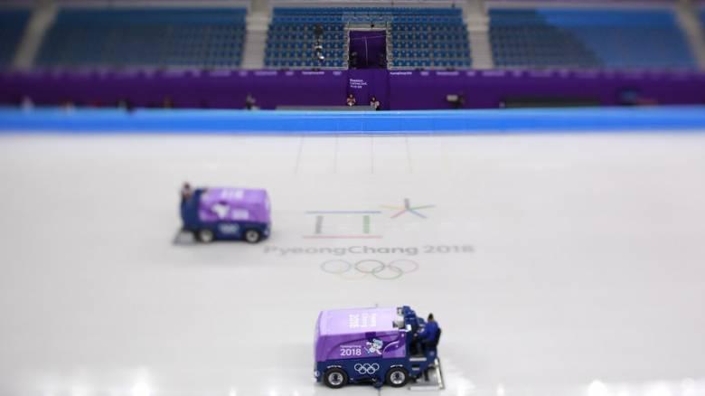 Χειμερινοί Ολυμπιακοί Αγώνες: Όταν κρυώνουν ακόμη και οι ...Καναδοί (pics)
