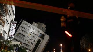 Σεισμός Ταϊβάν: Αυξήθηκαν οι νεκροί, αγωνιώδεις προσπάθειες εντοπισμού των αγνοουμένων