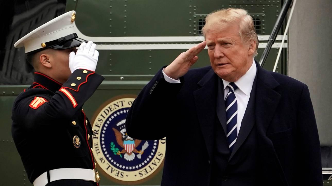 ΗΠΑ: Ο Ντόναλντ Τραμπ θέλει να καθιερώσει ετήσια στρατιωτική παρέλαση