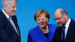 Συμφωνία για τον Μεγάλο Συνασπισμό στη Γερμανία