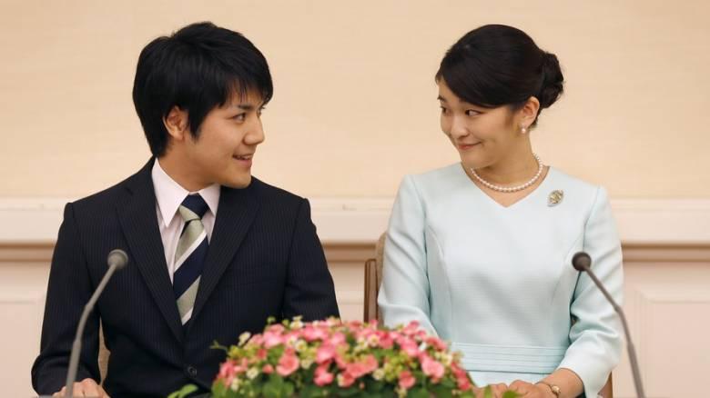 Η πριγκίπισσα Μάκο της Ιαπωνίας ανέβαλε τον γάμο της λόγω...ανωριμότητας