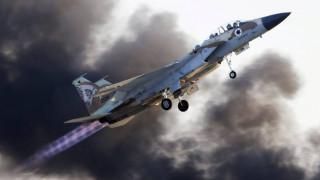 Ισραηλινά αεροσκάφη βομβάρδισαν θέσεις του συριακού στρατού