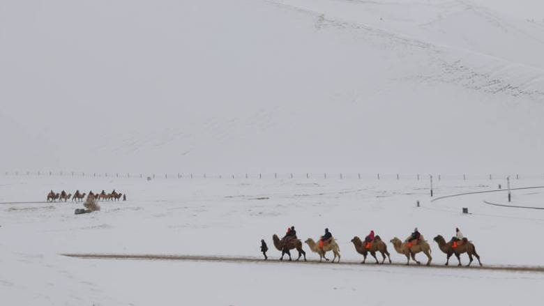 Νέο κύμα ψύχους σαρώνει το Μαρόκο - Αποκλείστηκαν ορεινά χωριά λόγω των σφοδρών χιονοπτώσεων