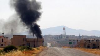 Συρία: Ο διεθνής συνασπισμός βομβάρδισε κυβερνητικές δυνάμεις