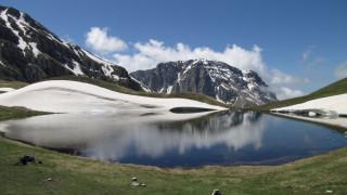 Αυτές είναι οι πιο όμορφες παγωμένες λίμνες της Ελλάδας