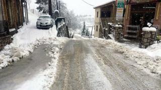Έκτακτο δελτίο επιδείνωσης καιρού από την ΕΜΥ: Καταιγίδες και πυκνές χιονοπτώσεις
