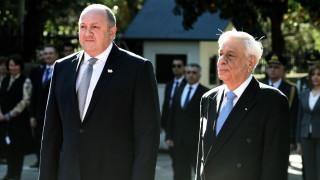 Αυστηρό μήνυμα Π.Παυλόπουλου σε Τουρκία - πΓΔΜ και Αλβανία
