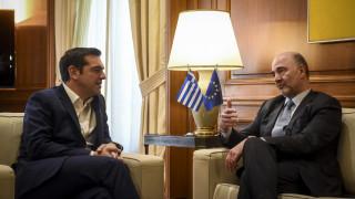 Τσίπρας: Το καλοκαίρι θα είναι ένα ιστορικό ορόσημο για την Ελλάδα - Μοσκοβισί: Είμαι αισιόδοξος