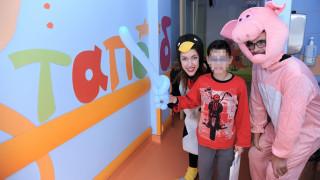 Ο ΟΠΑΠ κοντά στους μικρούς ασθενείς των παιδιατρικών νοσοκομείων – Αποκριάτικες εκπλήξεις και δώρα
