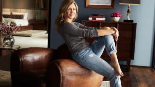 Αν δεν ήμουν ηθοποιός θα ήμουν designer: μέσα στο νέο σπίτι της Τζένιφερ Άνιστον
