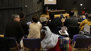 Ένταση και επεισόδια στο Περιφερειακό Συμβούλιο Αττικής