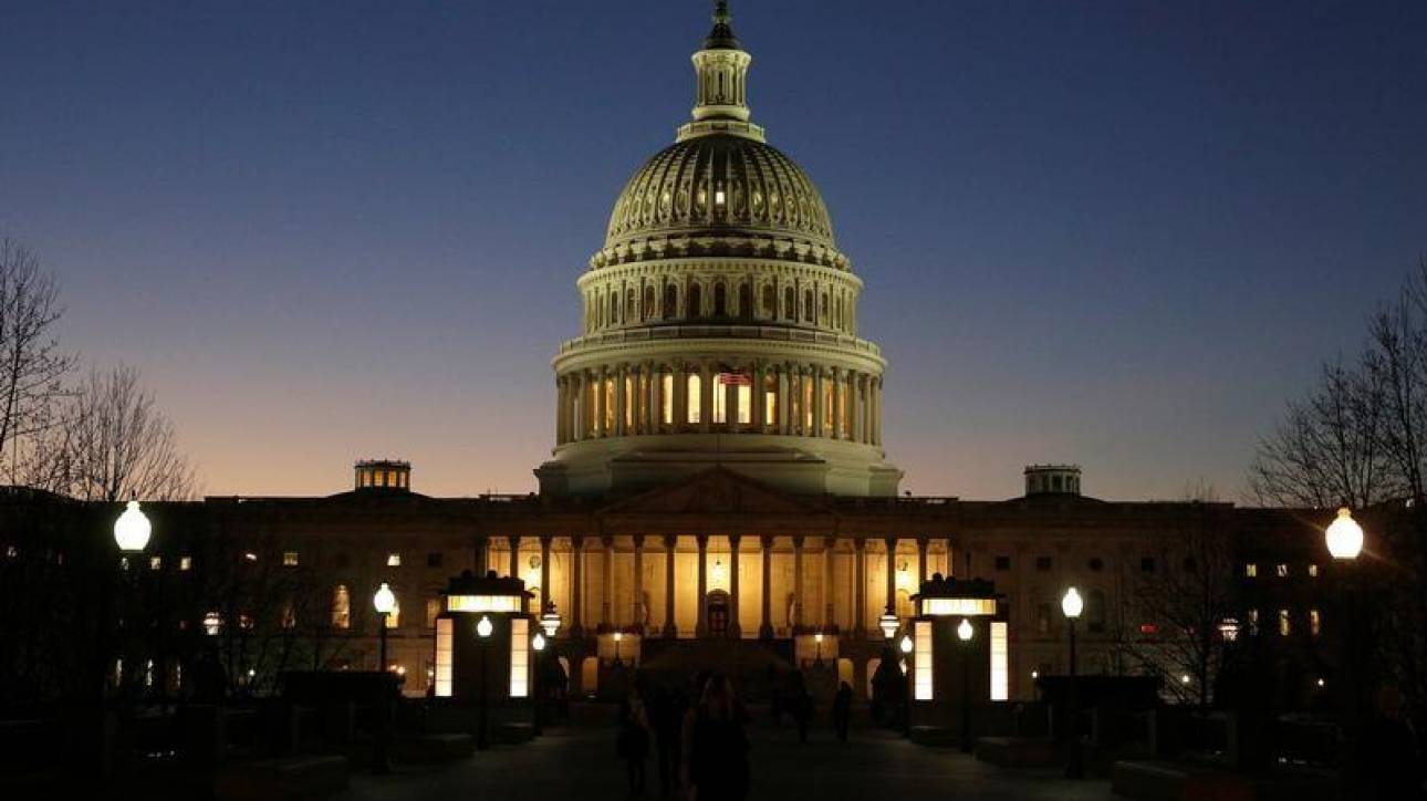 Σε νέα αναστολή λειτουργίας οδεύει το ομοσπονδιακό κράτος των ΗΠΑ