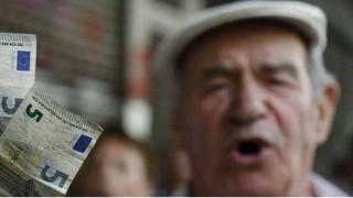 Ψυχρολουσία για τους συνταξιούχους από την προσωπική διαφορά