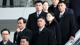 Χειμερινοί Ολυμπιακοί Αγώνες: Υψηλόβαθμη αντιπροσωπεία της Β.Κορέας έφτασε στο Νότο
