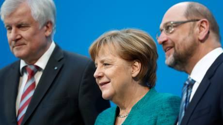 Επιφυλακτικότητα για τις προθέσεις της νέας γερμανικής κυβέρνησης