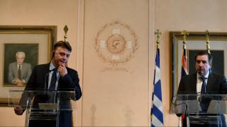 Συνάντηση Καμίνη με τον δήμαρχο Σκοπίων: Συμφωνία για στενότερη συνεργασία στο άμεσο μέλλον