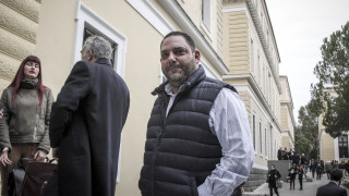 Ποινή φυλάκισης οκτώ μηνών με αναστολή στον Στέλιο Διονυσίου