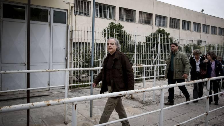 Αποκλειστικό: Το μέλος του Ρουβίκωνα που πολεμούσε στη Συρία στην υποδοχή του Κουφοντίνα